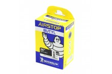Chambre à air MICHELIN Airstop Butyl 26x1.6-2.1 Schrader 34mm